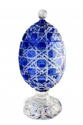 ovo azul branco